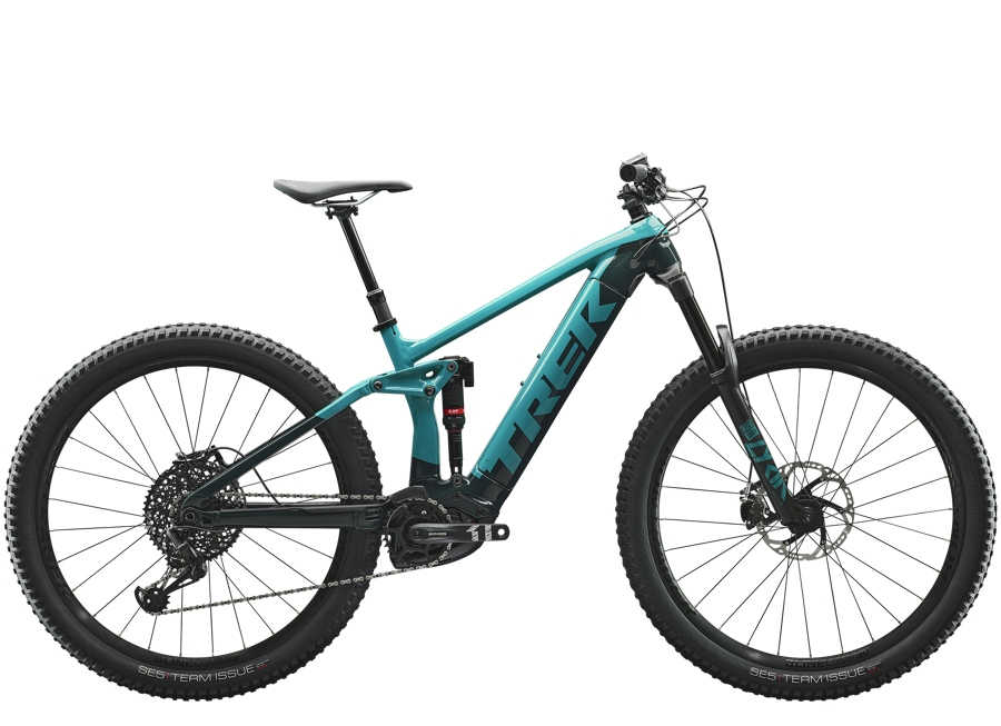 Trek Rail 9 L Teal/Nautical Navy