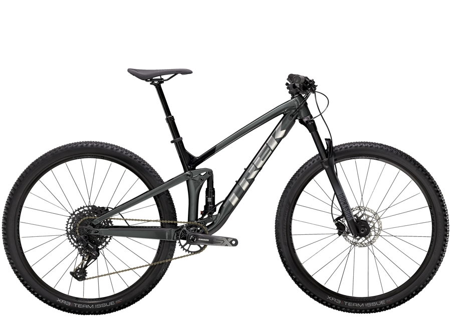 Trek Top Fuel 7 SX XL Lithium Grey/Trek Black