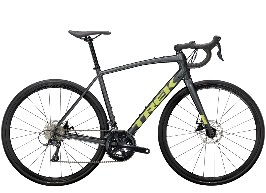 Trek Domane AL 3 Disc 56 Lithium Grey/Volt