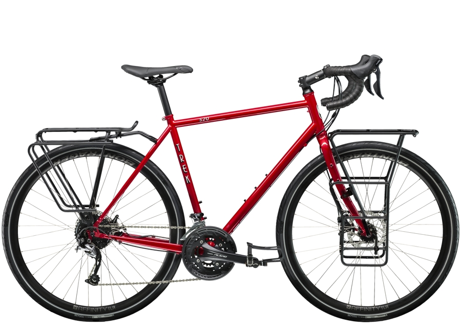 Trek 520 51 Diablo Red