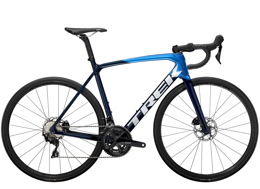 Trek Émonda SL 5 56 Carbon Blue Smoke/Metallic Blue