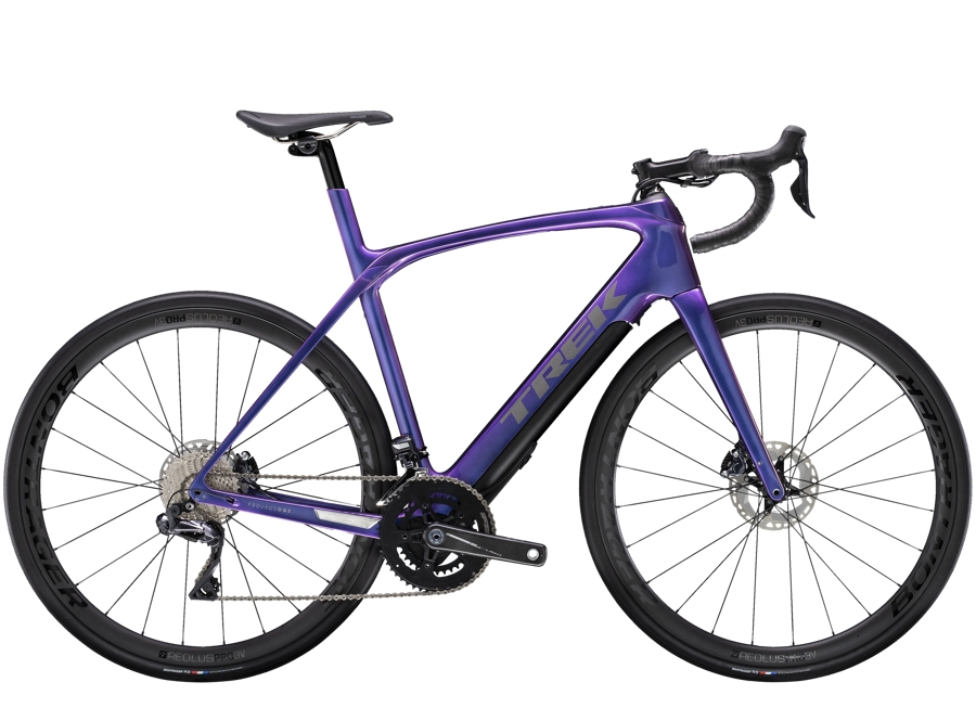Trek Domane+ LT 7 62 Gloss Purple Flip